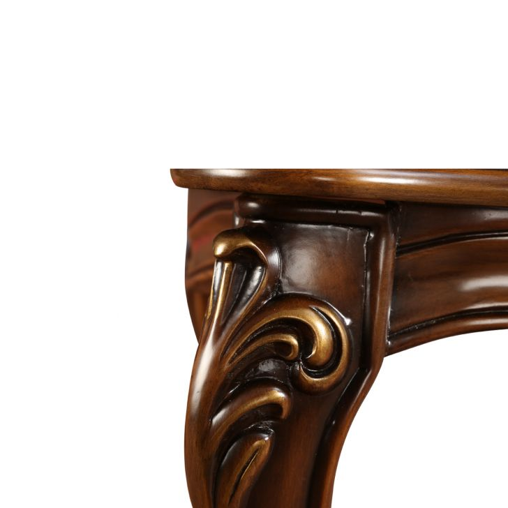 Constantine Solid Wood Side Table,Side Tables
