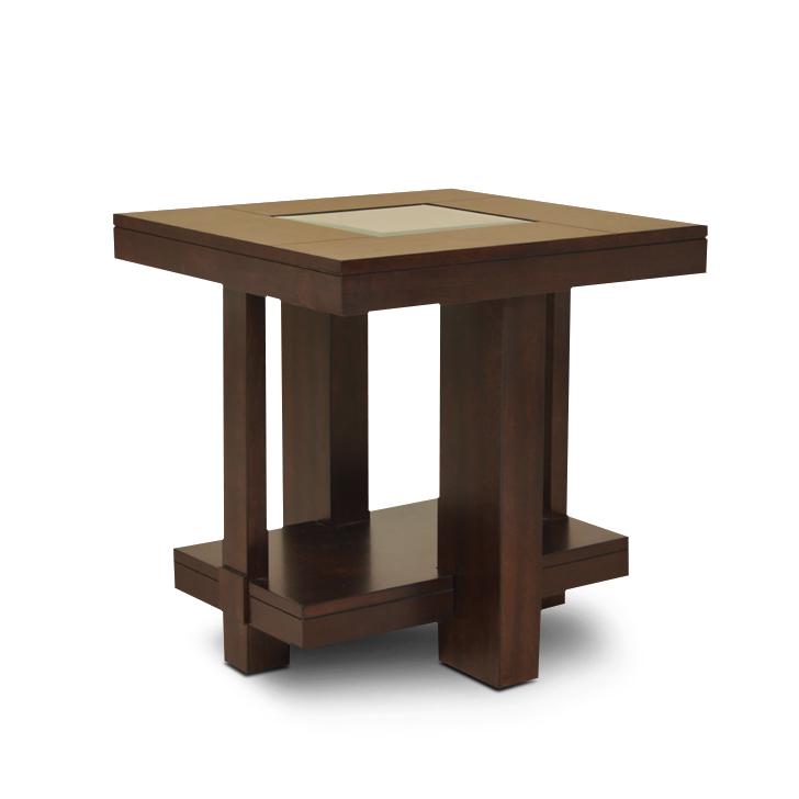 Joss Veener Side Table in Dark Walnut Colour,Side Tables