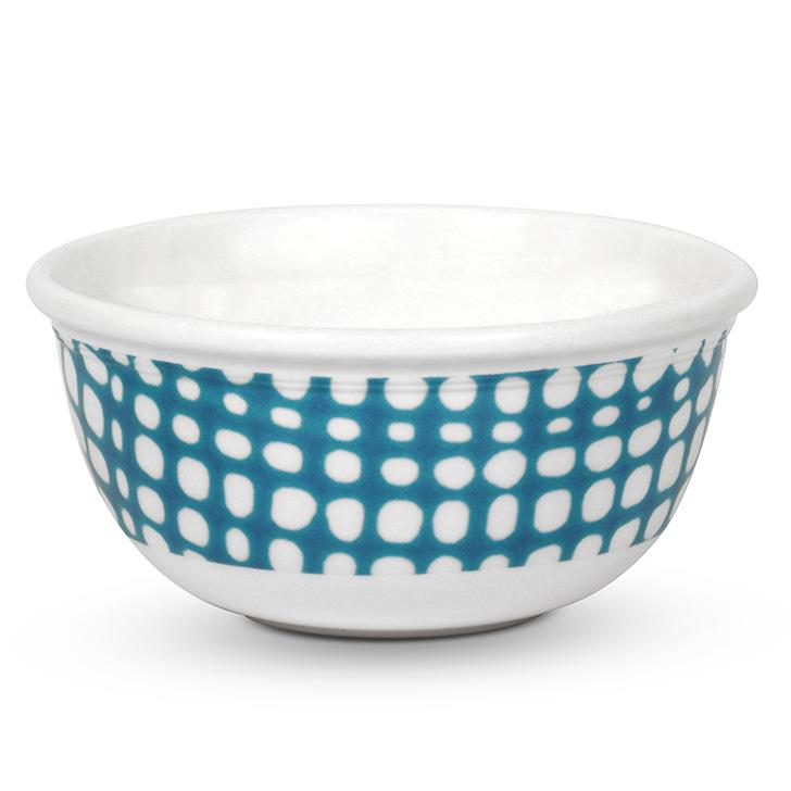 Living Essence Melamine Veg Bowl Teal,Plates