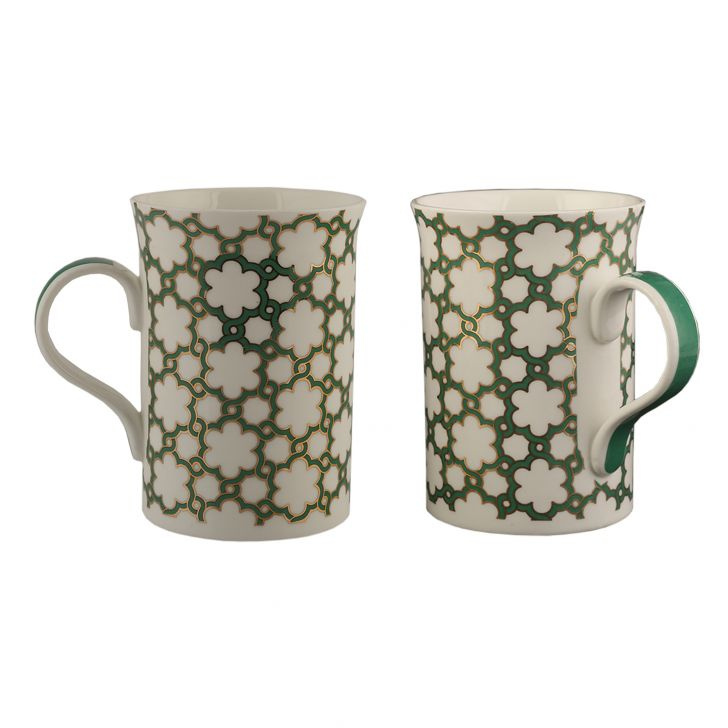 Sk Virasat 2Pc Milk Mug,Mugs & Cups