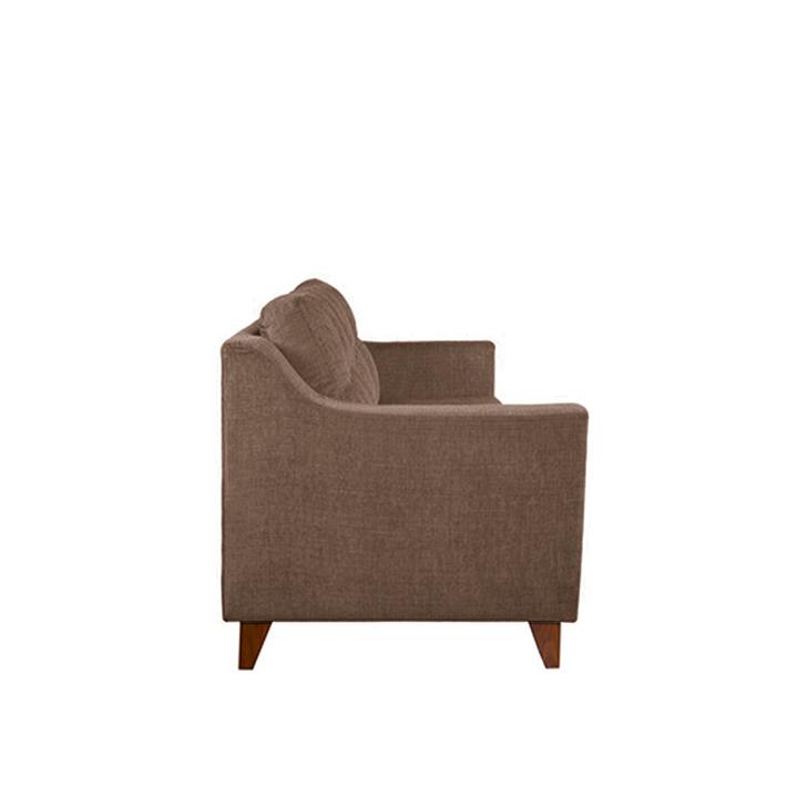 Ravioli Three Seater Sofa Caramel,Sofas & Sectionals
