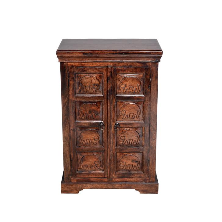 Tuskar Cabinet Walnut,Sideboards