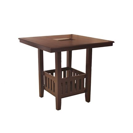 Buy caren four seater dining set wenge online in india for Dining room table 4 seater