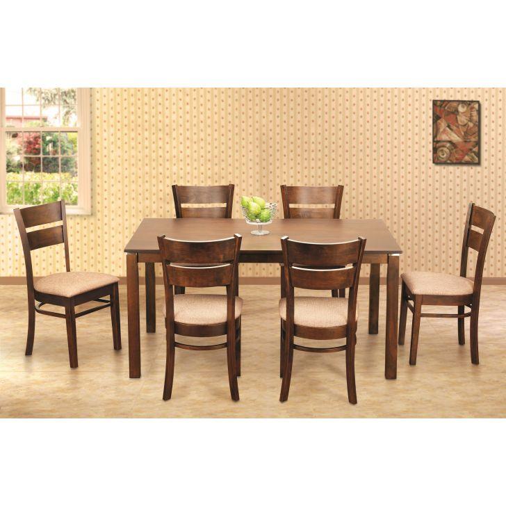 Beldon Six Seater Dining Set Wenge,6 Seater Dining Sets