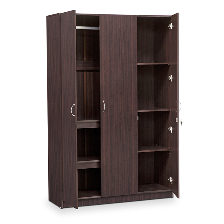 Willy Three Door Wardrobe,Furniture