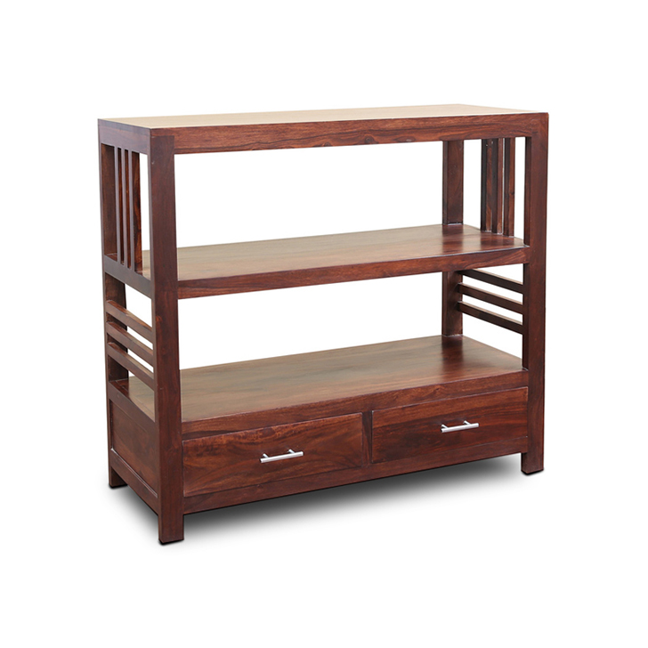 Forest Console in Brown Colour,Kitchen Cabinets