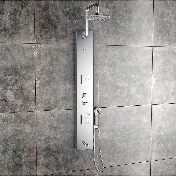 Pearl steel matte shower panel,Shower Panels