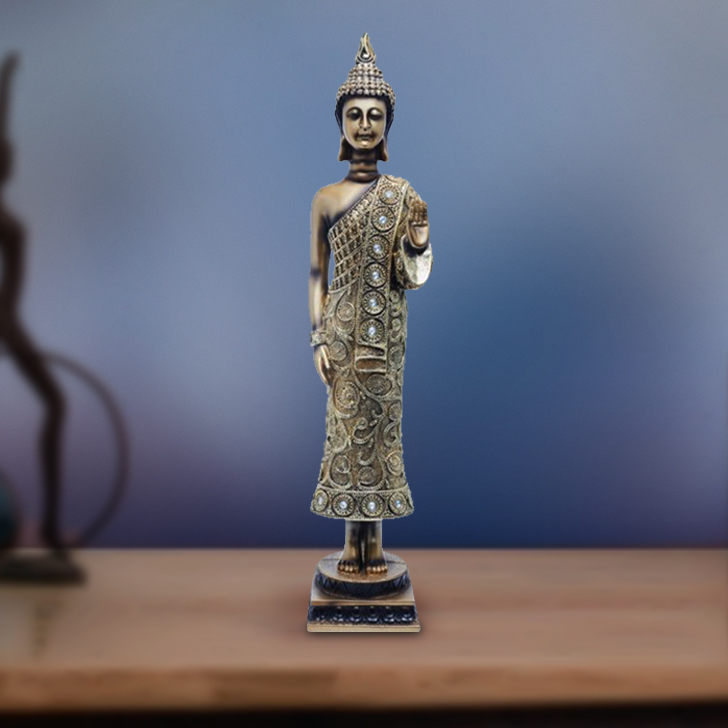 Fio Standing  Buddha Figurines,Figurines