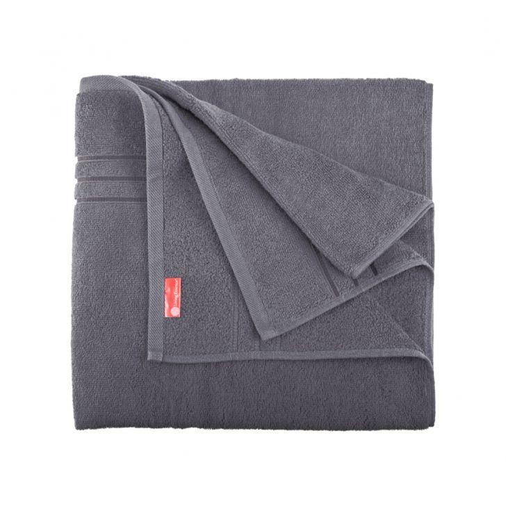 Bath Towel 70X140 Nora Grey,Bath Towels