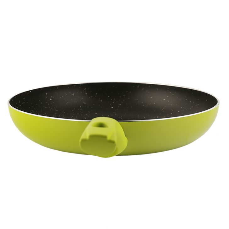 Granite Fry Pan 20Cm Lime,Kitchenware