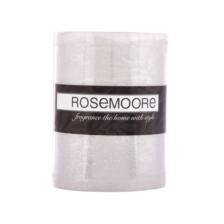 Rosemoore White Driftwood Scented Tea Lights For Living Room, Washroom, Bedroom, Office,Candles