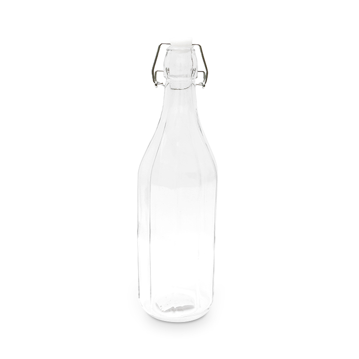Living Essence Glass Bottle Transparent,Bottles