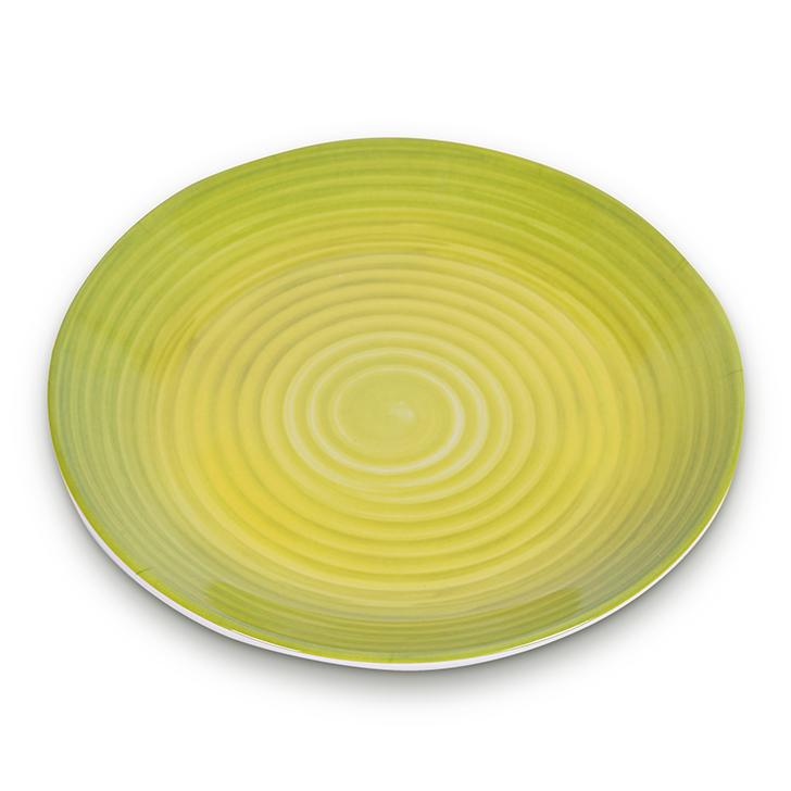 Living Essence Melamine Quarter Plate Citron,Plates