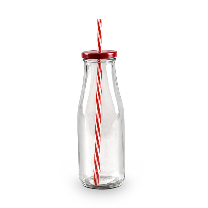 Living Essence Juice Bottle Red,Sippers
