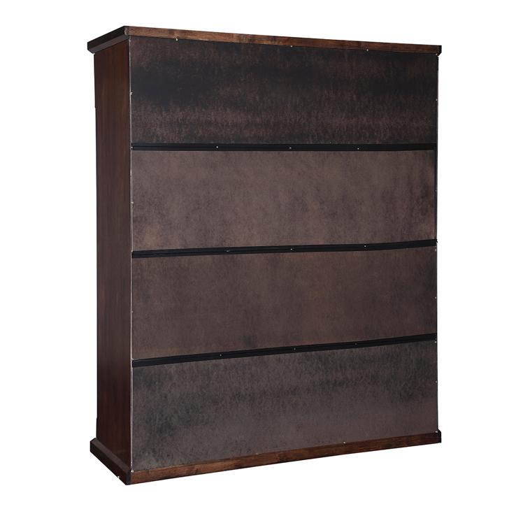 Mondo Four Door Wardrobe Brown,wardrobes