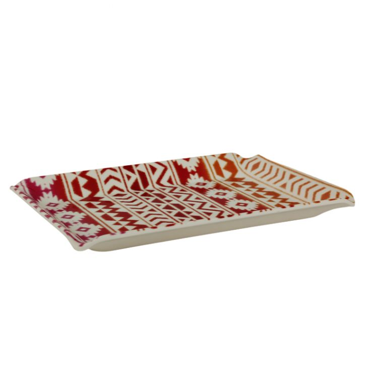 Living Essence Small Tray Frolic,Tableware