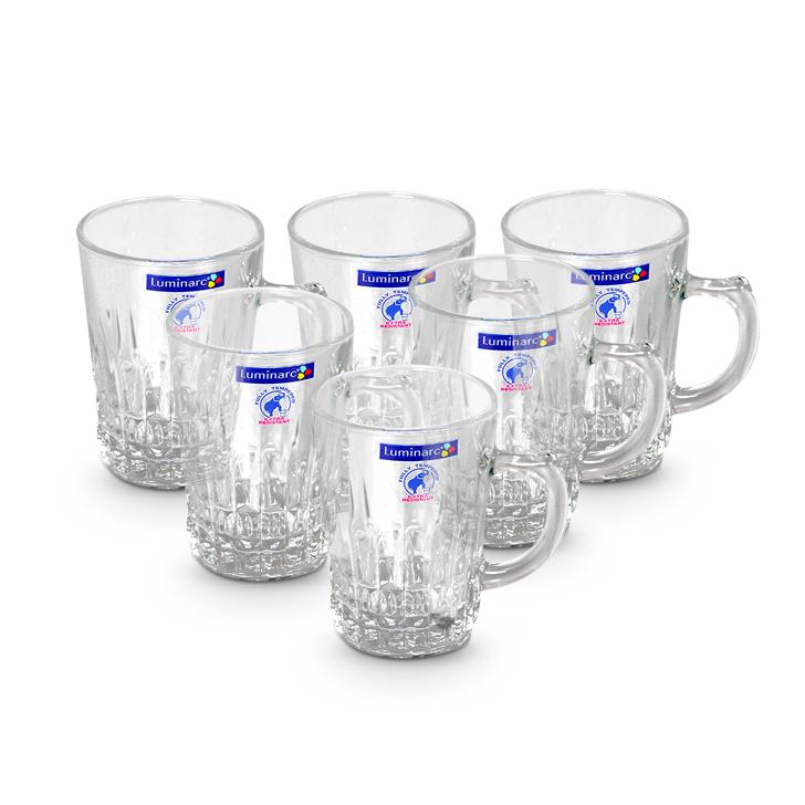 Living Essence Lumnrc Tempered Imperator Mug,Beer Glasses