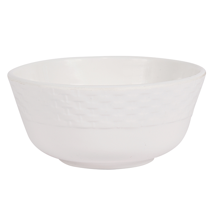 Living Essence Ora Veg Bowl White,Bowls