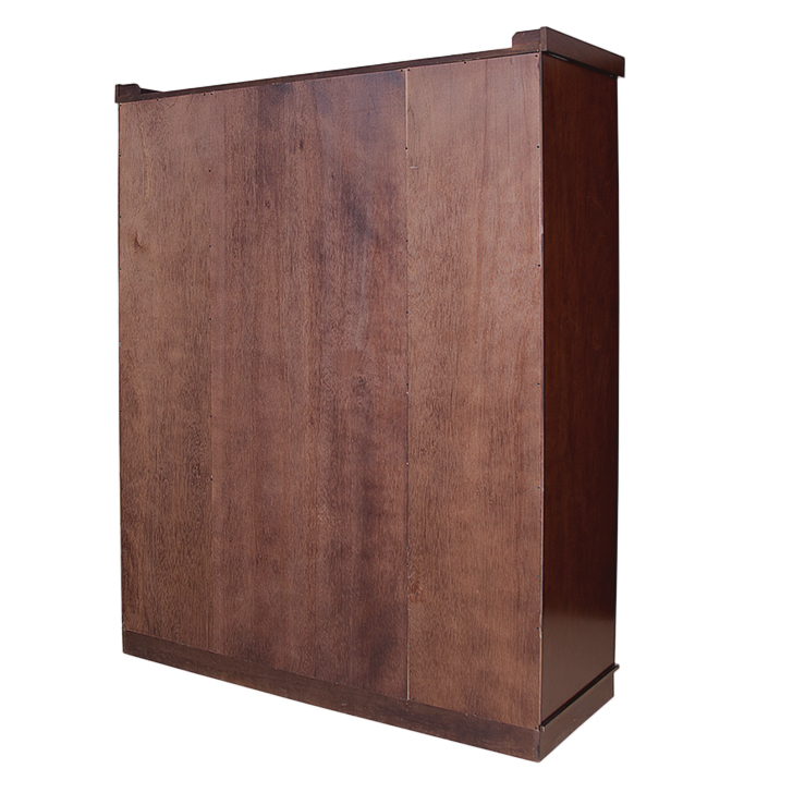 Astra Four Door Wardrobe in Wenge Colour,All Wardrobes