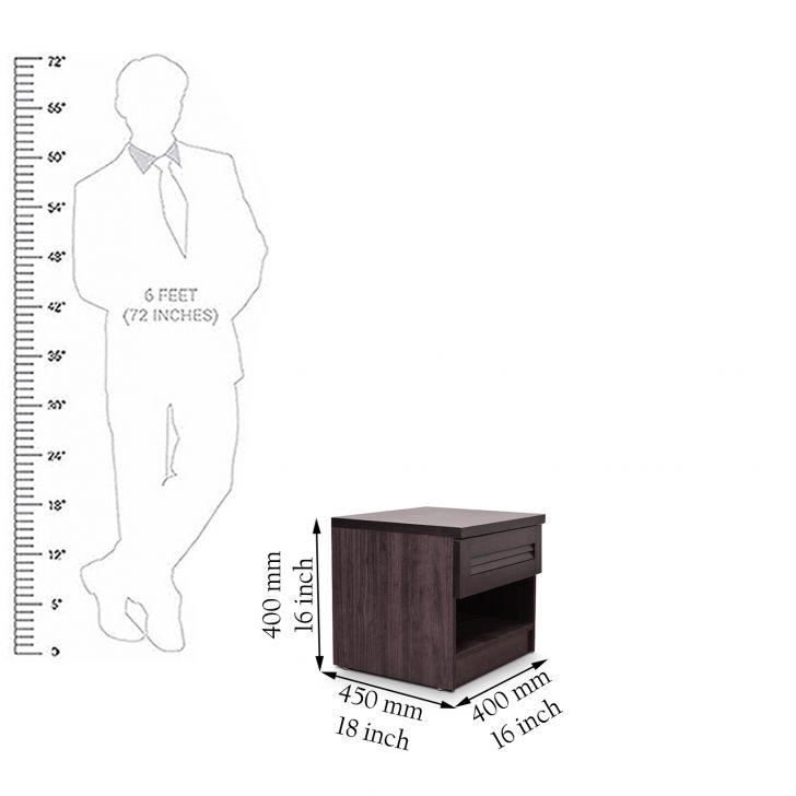 Bolton Side Table Wenge,Furniture