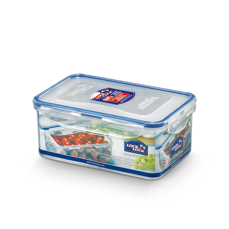 Lock & Lock Classics Rectangular Food Container 1400 ml,Containers