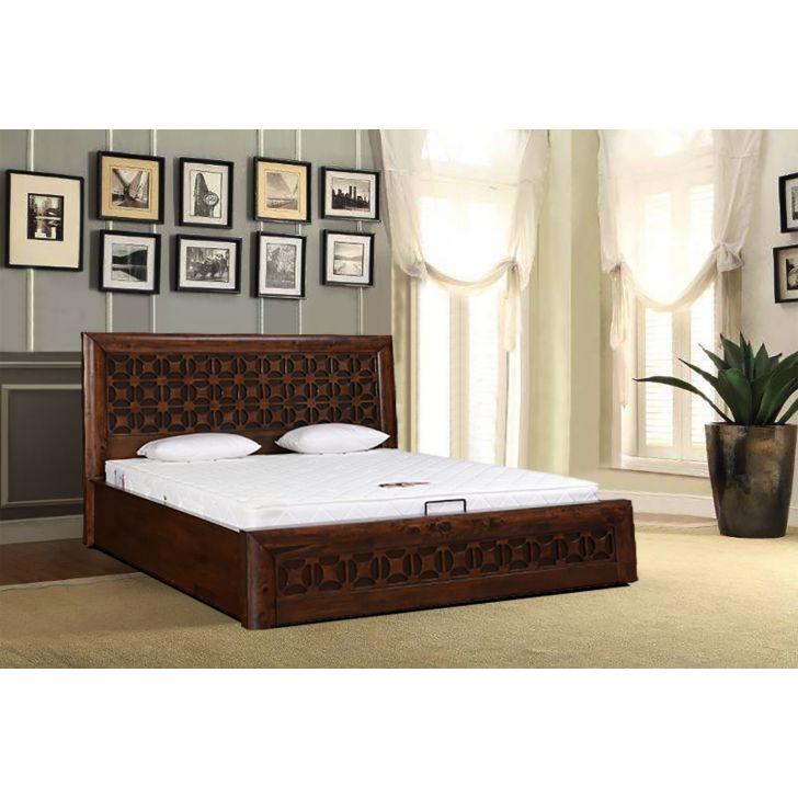 Casablanca King Bed With Hydraulic Storage,Hydraulic Beds
