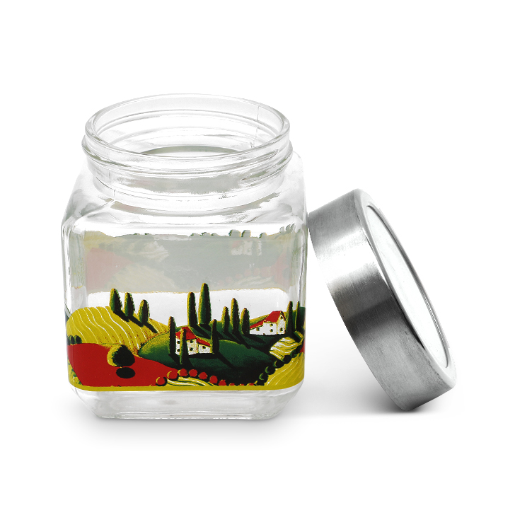 Living Essence La Cucina Glass Jar,Containers