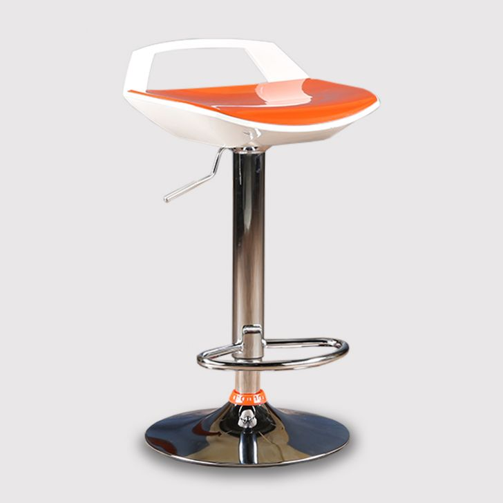 Stella Bar Stool Carroty,Pedestal