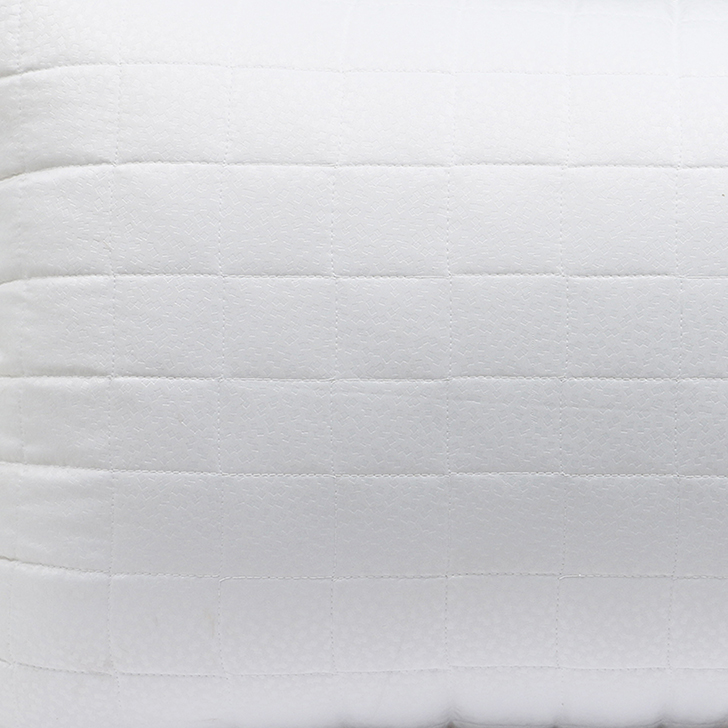 Living Essence Tranquil Micro Polyester Pillow White,Home Furnishings