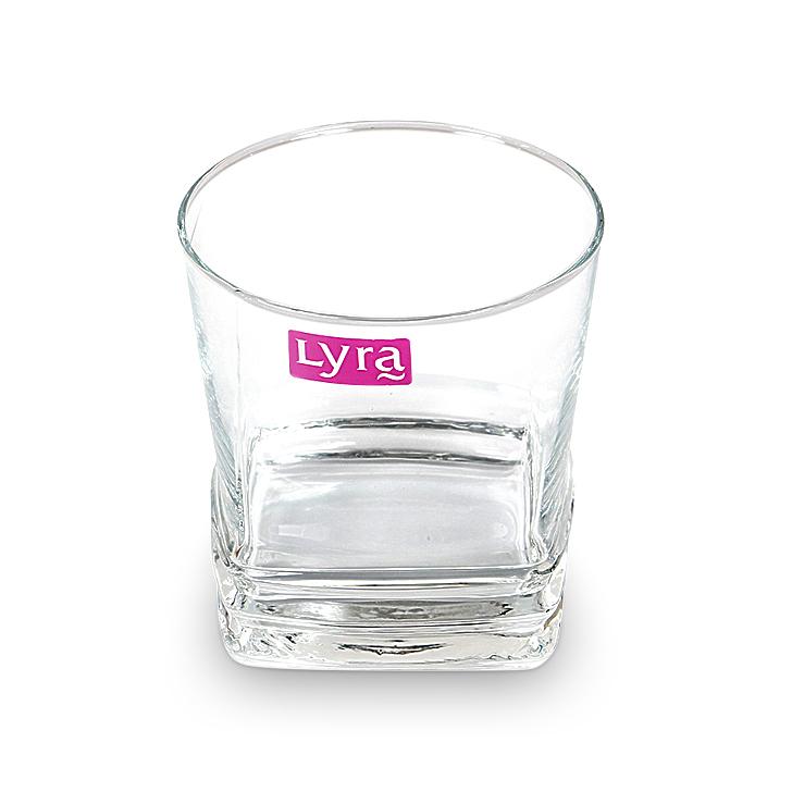Lyra Elegan Whisky Glass 6 Pcs 315 ml,Glasses & Tumblers